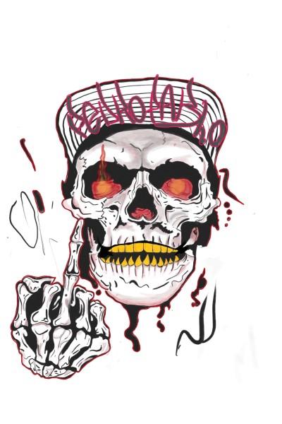 craneo | jeraldo | Digital Drawing | PENUP
