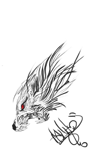 tribal   jeraldo   Digital Drawing   PENUP