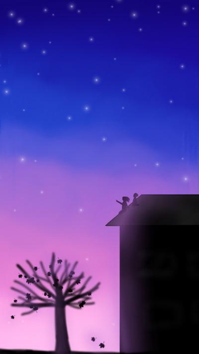 umm I dunno the sky or something | Niki | Digital Drawing | PENUP