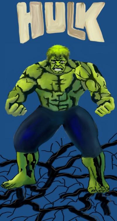 Hulk collab with JeronimoM   sherlock   Digital Drawing   PENUP