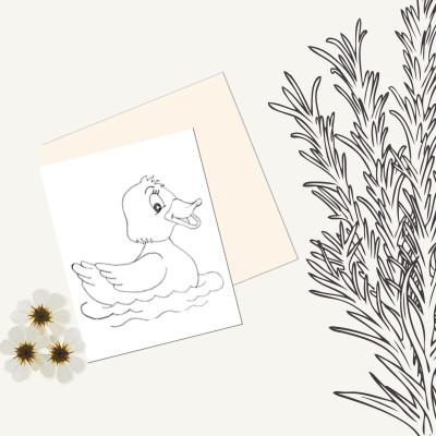 Ankita's Duck   Ankita_Panpatil   Digital Drawing   PENUP
