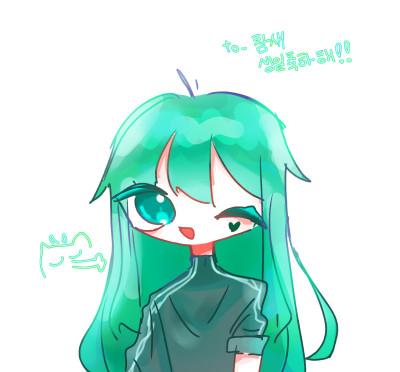 만이 놀아준 보ㅣ답이다 뀨샘ㅁ!!!   RuYen_   Digital Drawing   PENUP