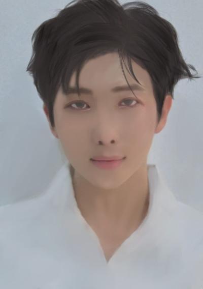 BTS namjoon (RM) drawing    RINI   Digital Drawing   PENUP