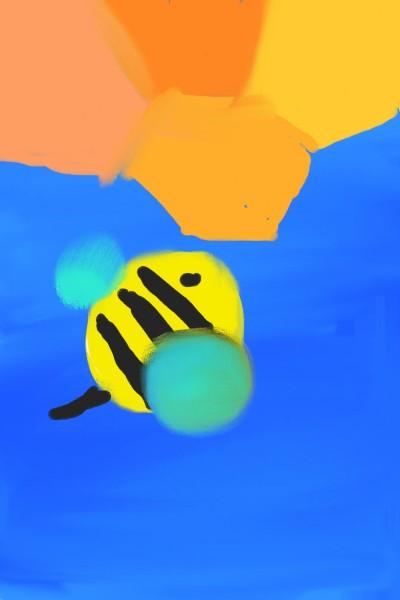 Bee | Korral_Flex | Digital Drawing | PENUP