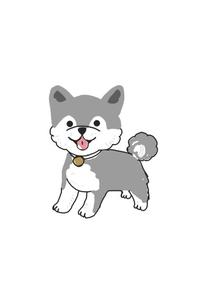 Puppy drawing for Mystical   A.K.G_INDIA   Digital Drawing   PENUP