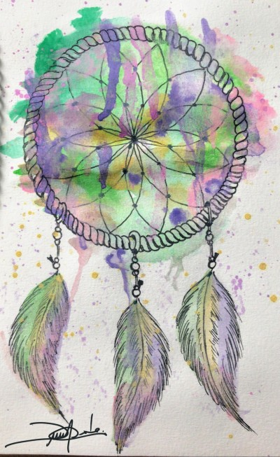 Filtro dos Sonhos  | JeronimoMailson | Digital Drawing | PENUP
