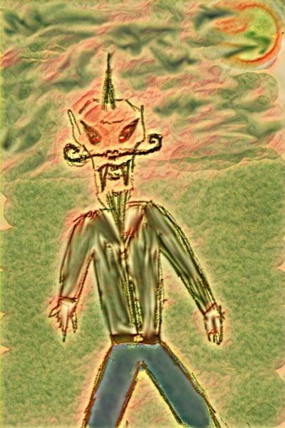 #Diablo | Imiiiii | Digital Drawing | PENUP