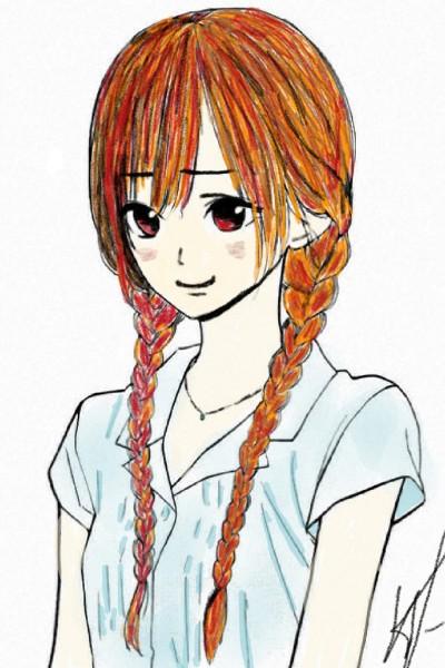 colorized for Anime-Gilr   Natasha   Digital Drawing   PENUP