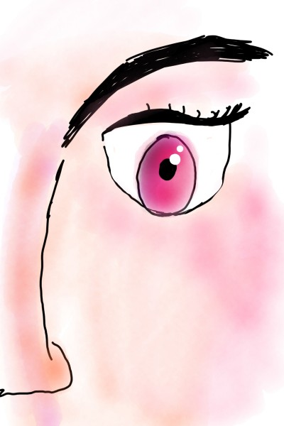 eyes   Palak_arts   Digital Drawing   PENUP