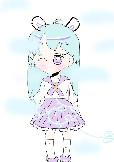 소미님♡ | Erinia | Digital Drawing | PENUP
