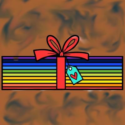 Gift | A.KGandhi_INDIA | Digital Drawing | PENUP