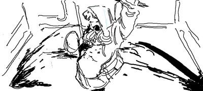 내일 시험 | A_redbelly_newt | Digital Drawing | PENUP