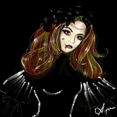 Secret | Ayca | Digital Drawing | PENUP