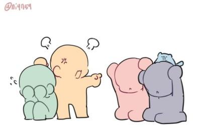 불량팀 합작 | Leah | Digital Drawing | PENUP