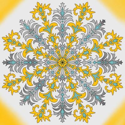 SnowFlake | Alidj123 | Digital Drawing | PENUP