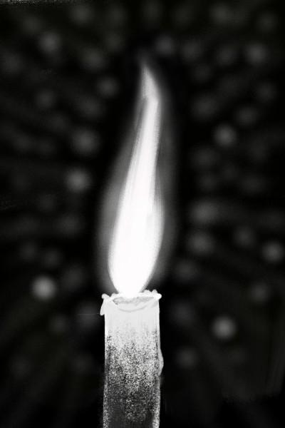 Esperanza en blanco y negro | youerick | Digital Drawing | PENUP