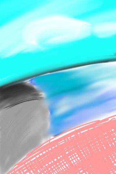 달리는 기차 | Bunny | Digital Drawing | PENUP