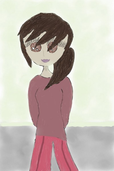 collab w/univer_19 | Rhonda | Digital Drawing | PENUP