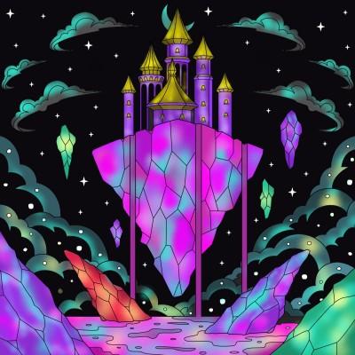 air castle ♤ | Sylvia | Digital Drawing | PENUP