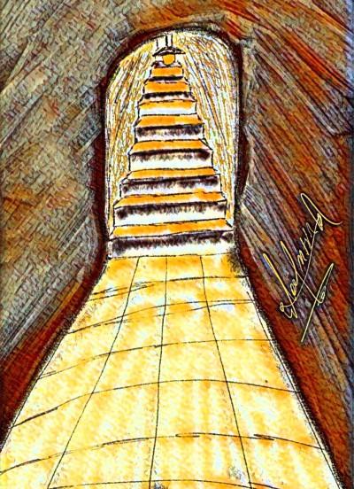 راه پله | hossein_2007 | Digital Drawing | PENUP