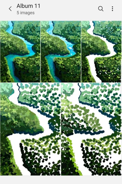 amazon river | Sina | Digital Drawing | PENUP
