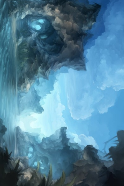 River , rocks. | Garry_23 | Digital Drawing | PENUP