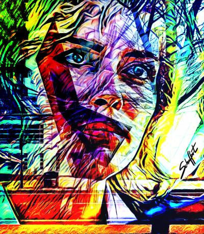 Kelly Mc Gillis - ART | Juergen | Digital Drawing | PENUP