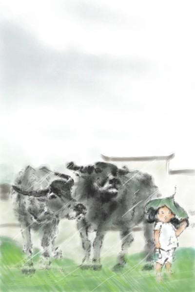 ♡ The Ching Ming Festival ♡ | SmartStudio | Digital Drawing | PENUP