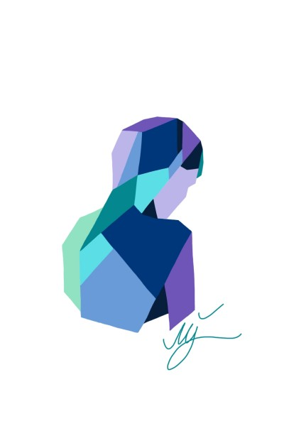 WOMAN | mjalkan | Digital Drawing | PENUP