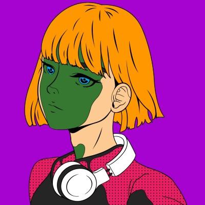 Cyberpunk | RafaelZanetti | Digital Drawing | PENUP