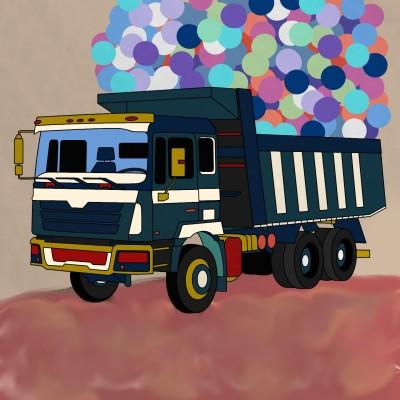 Coloring Digital Drawing   JustSmile   PENUP