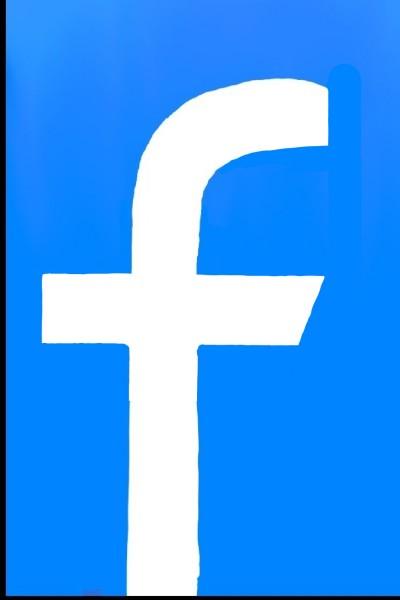 Facebook logo   Abhi   Digital Drawing   PENUP