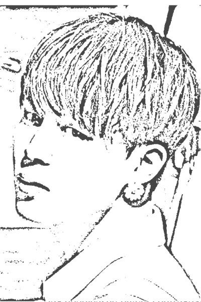 지민(jimin) | Bangtan.boys | Digital Drawing | PENUP