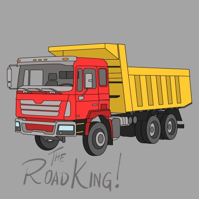 The Road King | guillermo93sv | Digital Drawing | PENUP