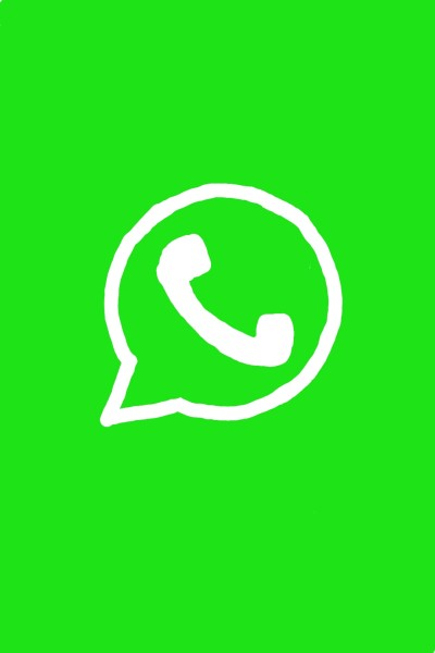 Whatsapp logo | Abhi | Digital Drawing | PENUP
