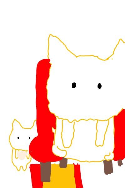 멍멍이들의 한때 왕국   lizard__butler   Digital Drawing   PENUP