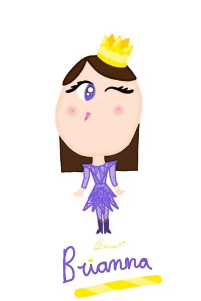 Queen Brianna Brooks (BB.Queen) | GG.Queen | Digital Drawing | PENUP