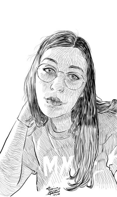 Carla | jericojhones | Digital Drawing | PENUP