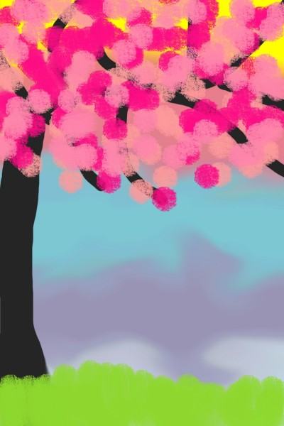 Young tree    laary   Digital Drawing   PENUP
