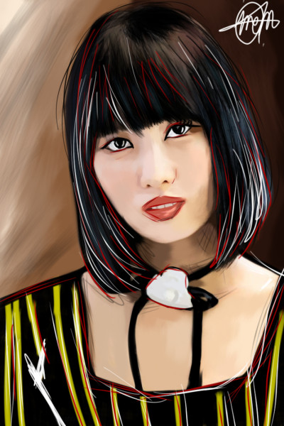 Momo❤️Twice  | Irem | Digital Drawing | PENUP