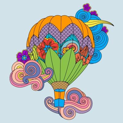 Coloring Digital Drawing | shatat10 | PENUP