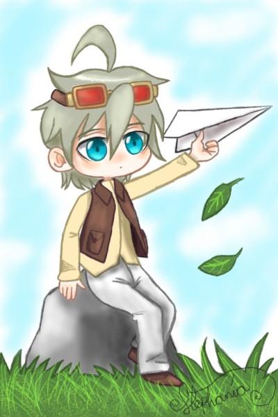Aviator child | RoseBlackStepha | Digital Drawing | PENUP
