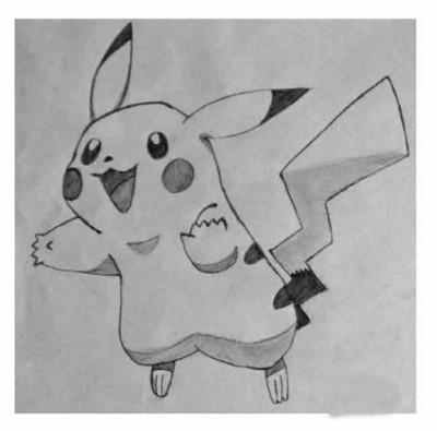 Pikachu | Asa | Digital Drawing | PENUP