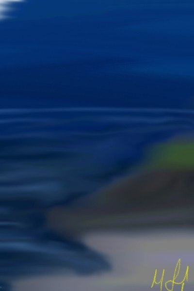 Landscape Digital Drawing | tunc25 | PENUP