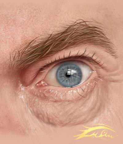 British glare  | i.mary | Digital Drawing | PENUP