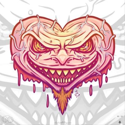 Heart Attack by nikolass  | nikolass83 | Digital Drawing | PENUP