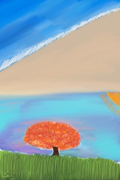 plamarbol  | dtapia.n | Digital Drawing | PENUP
