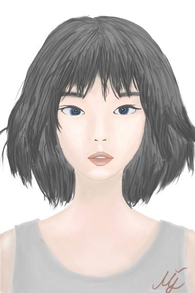 Innocent   mjalkan   Digital Drawing   PENUP