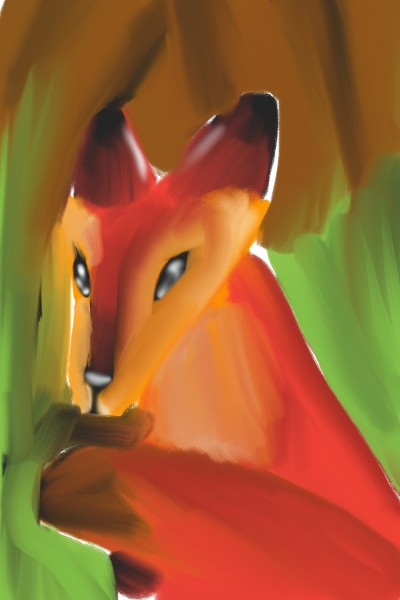 fox | CandleQueen | Digital Drawing | PENUP