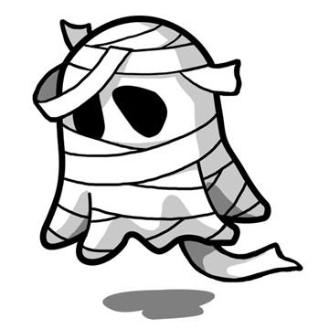 Silent Ghost | Won | Digital Drawing | PENUP